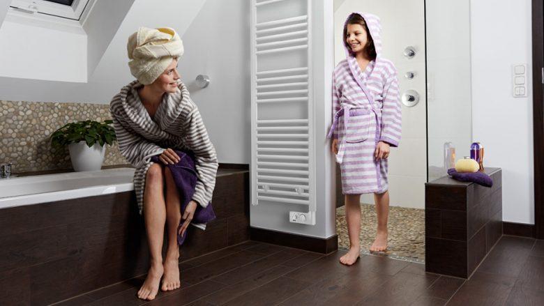 Mehr Wohnkomfort durch Strahlungswärme