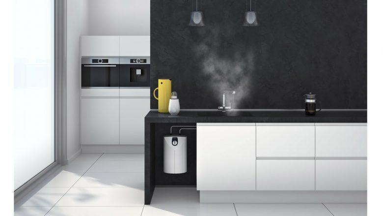 Warmwasser-Komfort in der Küche