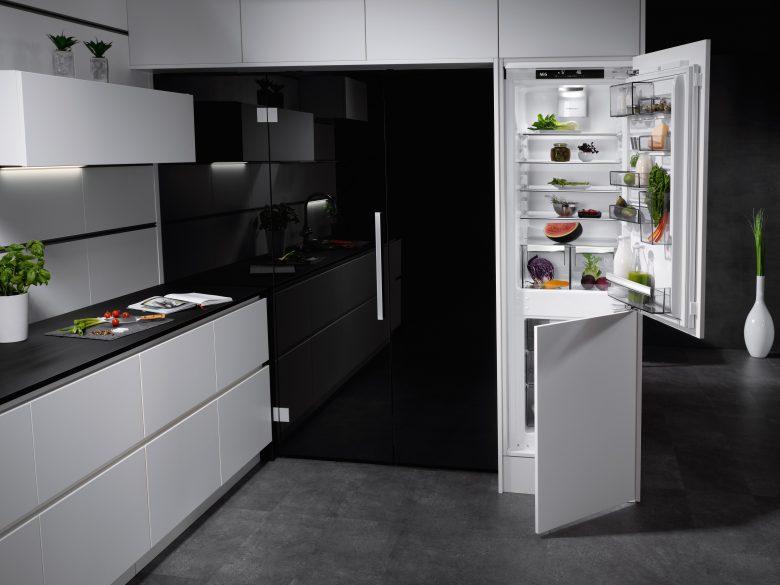 Lebensmittel: Richtig lagern – deutlich weniger wegwerfen / Unterschiedliche Zonen im Kühlschrank sinnvoll nutzen