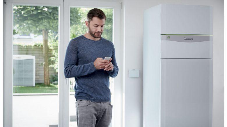 Smarte Hauswärmetechnik hilft beim Energiesparen