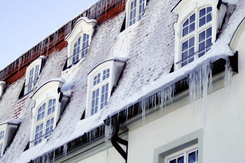 Tipps gegen Frostschäden und Eiszapfen