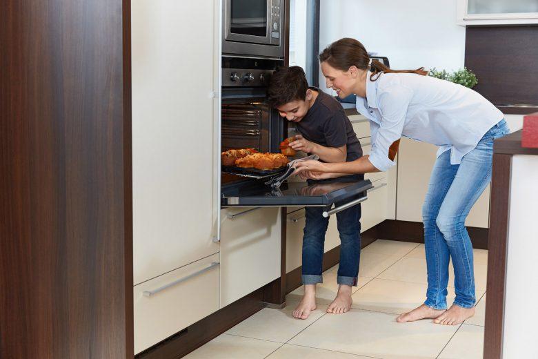 Effiziente Partner: Wärmepumpe und Fußbodenheizung