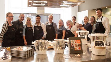 Blogger-Event für multifunktionale Küchenmaschine