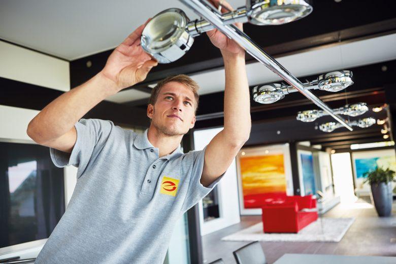 Durchdachte Lichtplanung sorgt für Sicherheit und Komfort im ganzen Haus