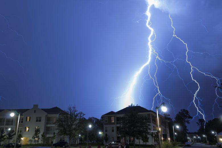 Blitz und Donner: So bleibt das Haus bei Gewitter geschützt