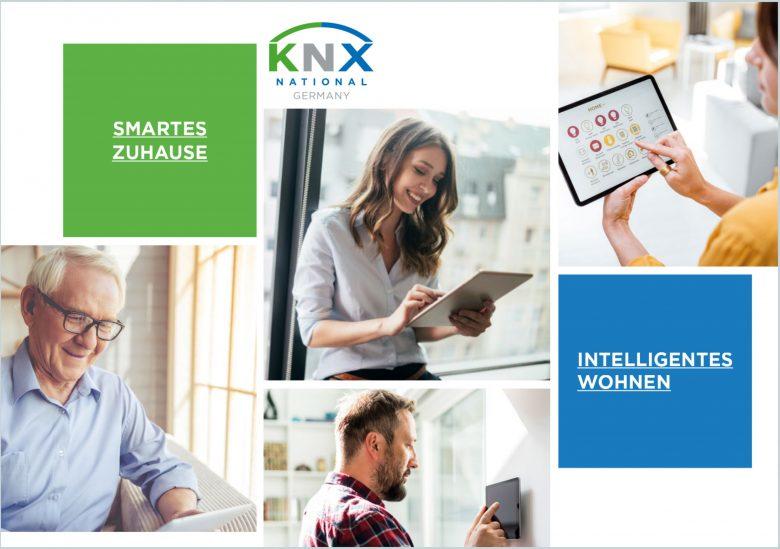 Smart-Home-Komfort mit KNX