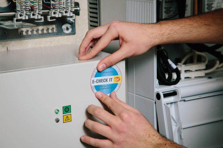 E-CHECK IT für mehr Datensicherheit im eigenen Zuhause
